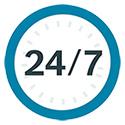 24 7 dienstverlening